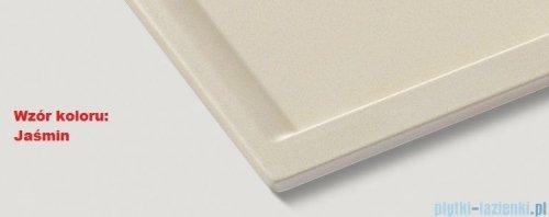 Blanco Metra 6 S Compact Zlewozmywak Silgranit PuraDur kolor: jaśmin  z kor. aut. 513469