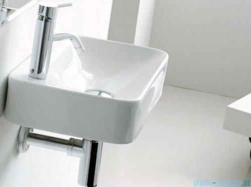 Bathco umywalka nablatowa Alicante 43,5x29 cm 0036P