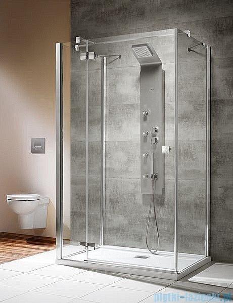 Radaway Kabina prysznicowa Almatea KDJ+S 90x120x90 lewa szkło przejrzyste ShowerGuard