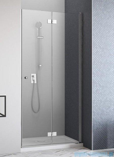 Radaway Essenza New Dwb drzwi wnękowe 90cm prawe szkło przejrzyste 385076-01-01R