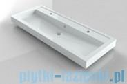 Riho Umywalka z marmuru syntetycznego 120x48 BOLOGNA F7BO112048121