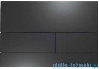 Tece Square II przycisk spłukujący czarny mat 9.240.833