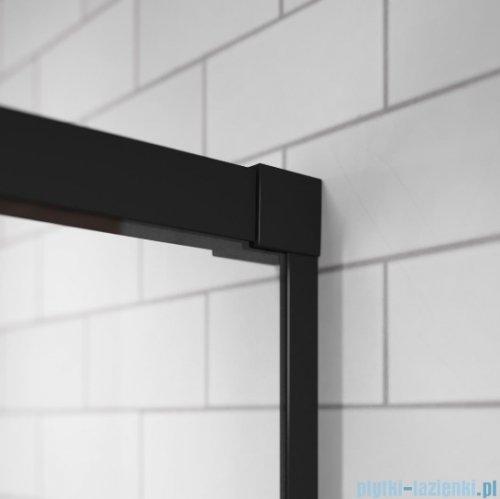 Radaway Idea Black Kdd kabina 120cm część prawa szkło przejrzyste 387064-54-01R