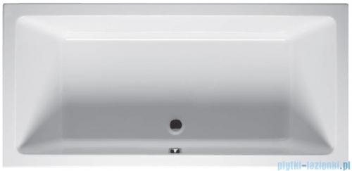 Riho Lusso wanna prostokątna 200x90cm biała BA60