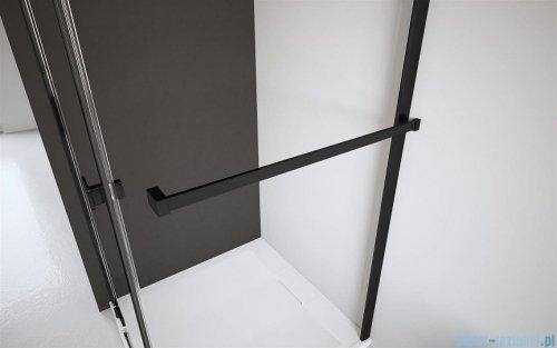 Radaway Modo X Black I Frame kabina Walk-in 120x200 szkło 10mm 388324-54-58