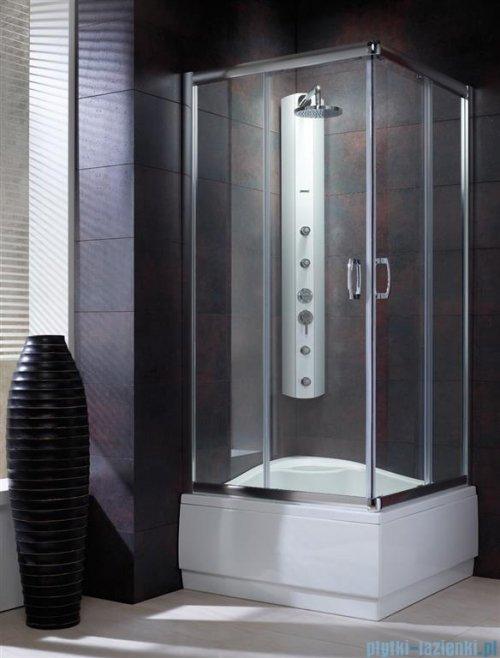 Radaway Premium Plus C Kabina kwadratowa 90x90x170 szkło przejrzyste