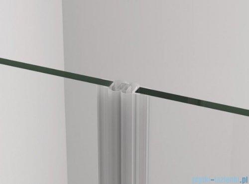SanSwiss Cadura Gold Line drzwi wahadłowe 140cm dwuczęściowe  CA2C1401207