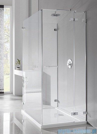 Radaway Euphoria KDJ P Kabina przyścienna 80x110x80 prawa szkło przejrzyste ShowerGuard