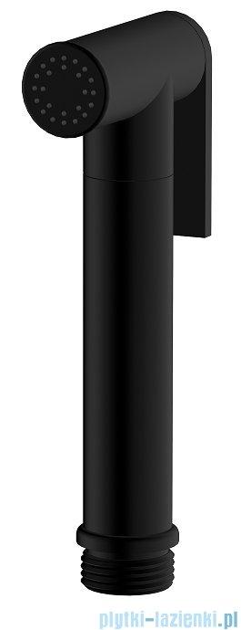 Omnires Bidetta Rączka bidetowa 1-funkcyjna czarna BIDETTA2-RBL