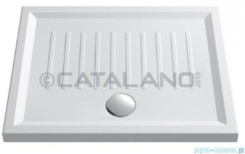 Catalano Verso 100x70 brodzik ceramiczny 100x70x6 cm biały 170100H600