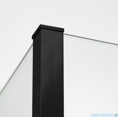 New Trendy New Modus Black kabina Walk-In 120x70x200 cm przejrzyste EXK-0068/EXK-0090