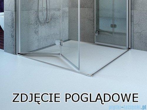 Radaway Arta Dwd+s kabina 95 (40L+55R) x70cm lewa szkło przejrzyste z progiem