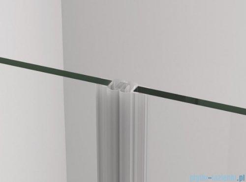 SanSwiss Cadura Gold Line drzwi wahadłowe 70cm dwuczęściowe  CA2C0701207