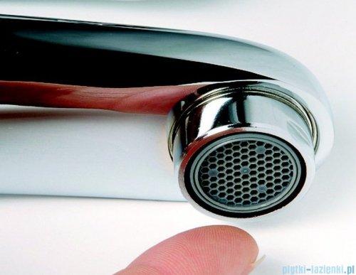 Ravak Rosa bateria umywalkowa stojąca z korkiem X070010
