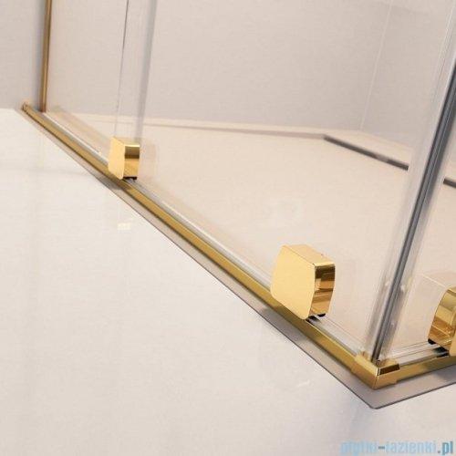 Radaway Furo Gold Kdj kabina 90x70cm lewa szkło przejrzyste 10104472-09-01L/10110430-01-01/10113070-01-01
