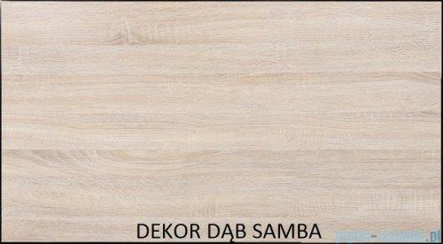 Antado Spektra ceramic szafka podumywalkowa 2 szuflady 82x43x50 dąb samba 670822