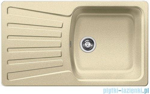 Blanco Nova 5 S Zlewozmywak Silgranit PuraDur kolor: szampan  bez kor. aut. 513912