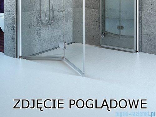 Radaway Arta Kds II kabina 140x90cm prawa szkło przejrzyste 386522-03-01L/386107-03-01/386111-03-01