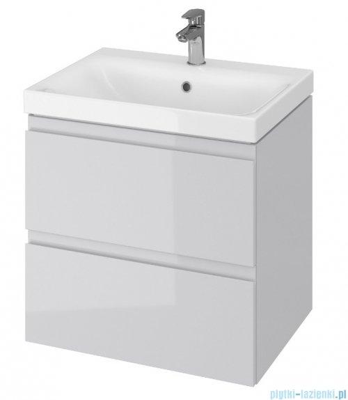 Cersanit Moduo Slim szafka wisząca 60x37x57 cm szara S929-003