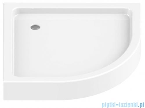 New Trendy Domio 90x90x16 cm brodzik półokrągły