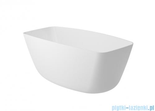 Omnires Ferrara 156 wanna wolnostojąca 156x70cm biały połysk