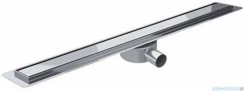 Wiper Premium Slim Pure odpływ liniowy 60 cm z kołnierzem