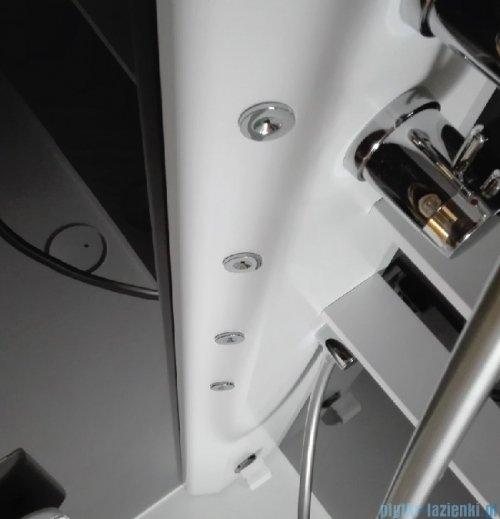 Novellini Glax 2 2.0 kabina z hydromasażem hydro plus 100x70 lewa total biała G22A197ST1L-1UU