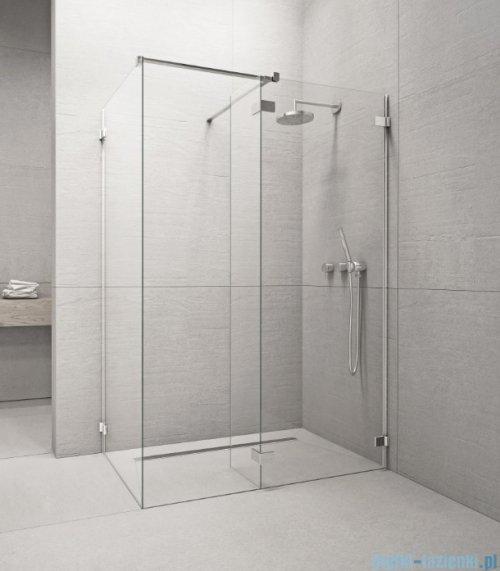Radaway Euphoria Walk-in III kabina 110x100cm szkło przejrzyste
