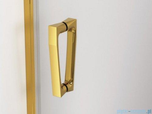 SanSwiss Cadura Gold Line drzwi wahadłowe 120cm dwuczęściowe  CA2C1201207