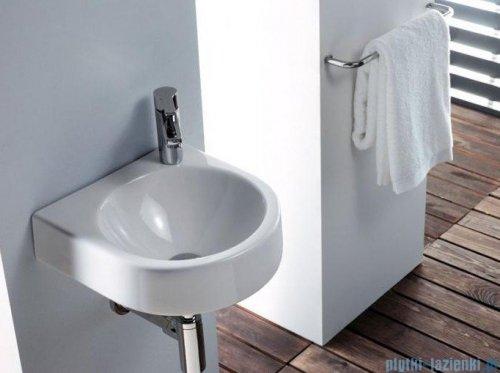 Bathco umywalka podwieszana Dalia 36x38 cm 0087