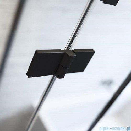 Radaway Nes Black KDD B kabina 90cm część prawa przejrzyste 10024090-54-01R