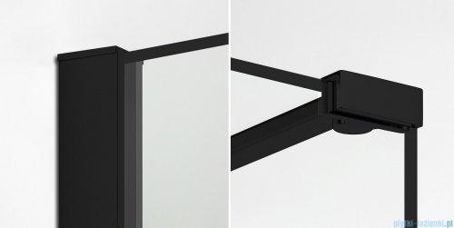 New Trendy New Modus Black kabina Walk-In 100x200cm przejrzyste EXK-0107