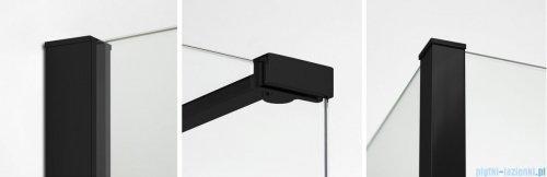 New Trendy New Modus Black kabina prostokątna Walk-In 110x80cm przejrzyste EXK-0074/EXK-0078/EXK-0088