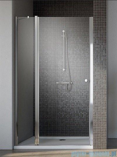 Radaway Eos II DWJ Drzwi prysznicowe 100x195 lewe szkło przejrzyste