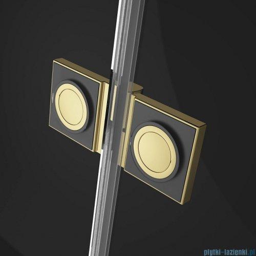 Radaway Essenza Pro Gold Kdj kabina 100x80cm prawa przejrzyste 10097100-09-01R/10098080-01-01