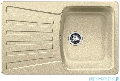 Blanco Nova 45 S Zlewozmywak Silgranit PuraDur kolor: szampan  bez kor. aut. 513909