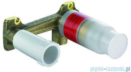 Kludi Zenta/Bozz Element podtynkowy do ściennej baterii umywalkowej DN 15 38243
