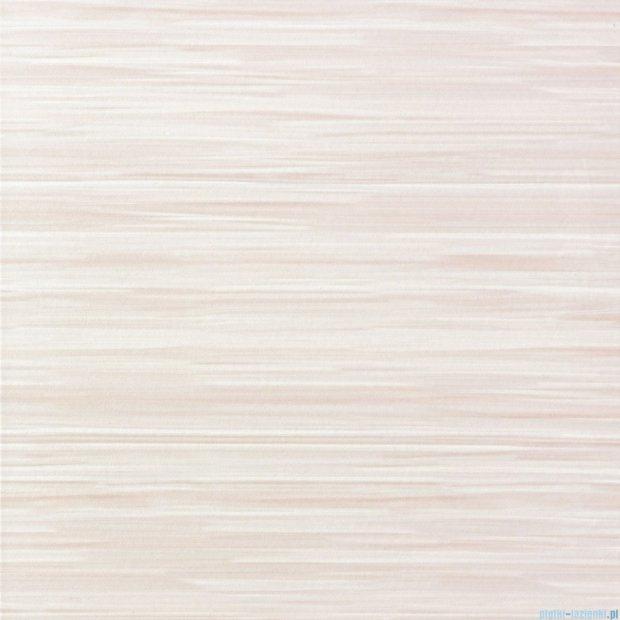 Tubądzin Wave white płytka podłogowa 45x45