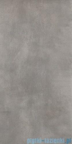 Paradyż Tecniq silver półpoler płytka podłogowa 29,8x59,8