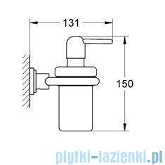 Grohe Atrio dozownik mydła w płynie chrom 40306000