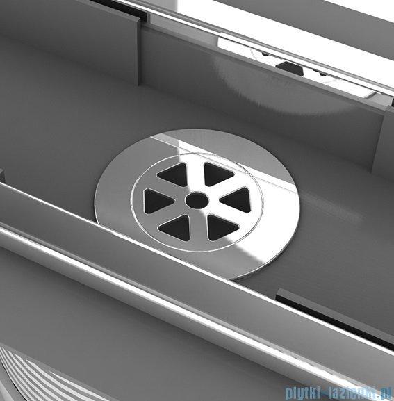 New Trendy odpływ liniowy LUX 100x10x7cm OL-0010