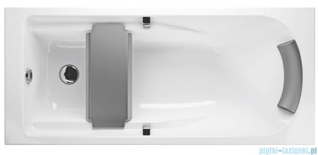 Koło Comfort Plus Wanna prostokątna 190x90cm z uchwytami XWP1491
