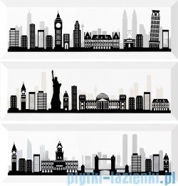 Pilch Simple city dekor 15x45