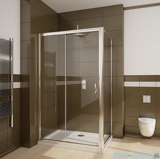 Radaway Premium Plus DWJ+S kabina prysznicowa 130x80cm szkło przejrzyste 33333-01-01N/33413-01-01N