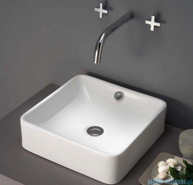 Bathco umywalka nablatowa Park 40x40 cm 4008