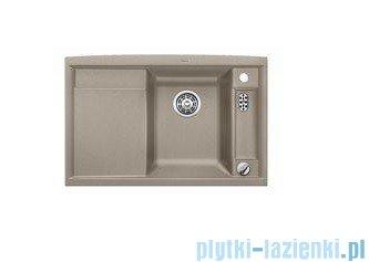 Blanco Axia II 45 S zlewozmywak Silgranit PuraDur kolor: tartufo  z k. aut. i akcesoriami  517285