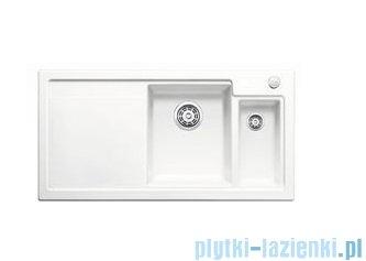 Blanco Axon II 6 S  Zlewozmywak ceramiczny komora prawa kolor: biały połysk z kor. aut. i akcesoriami  516540