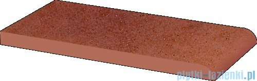 Paradyż Taurus rosa klinkier parapet 10x20