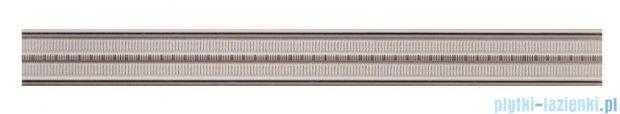 Tubądzin Abisso grey listwa ścienna 7,2x74,8