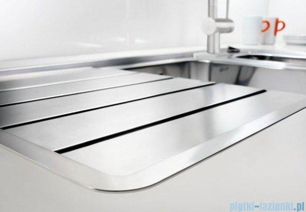 Blanco Axis II 45 S-IF zlewozmywak stal szlachetna polerowana  z k. aut. i akcesoriami 516527